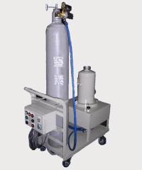 フラックス自動圧送装置(オユピカ)